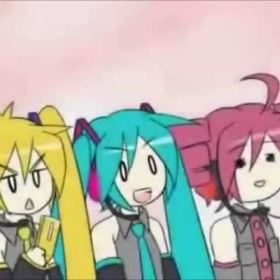Vocaloid's Music Room